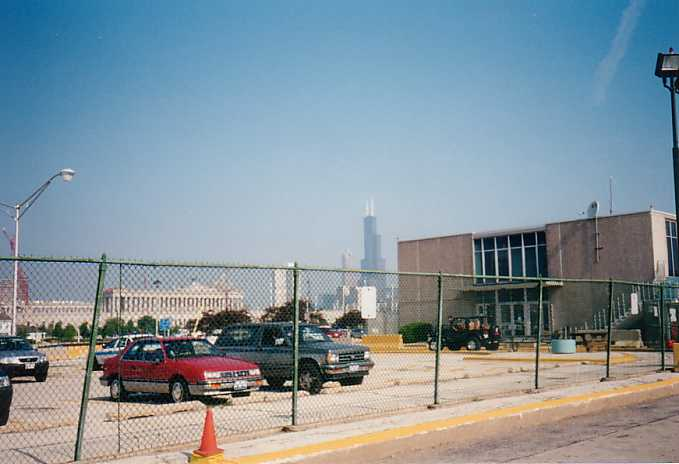 Sears Tower from Meigs Ramp
